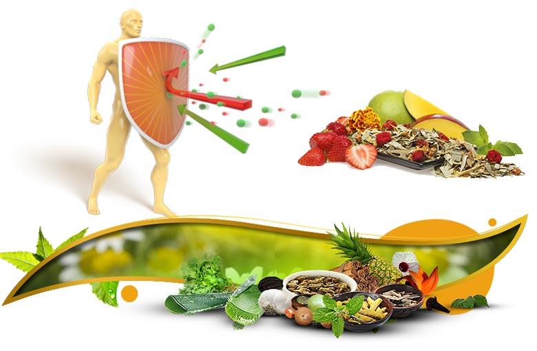 به صورت طبیعی سیستم ایمنی بدن خود را تقویت کنید
