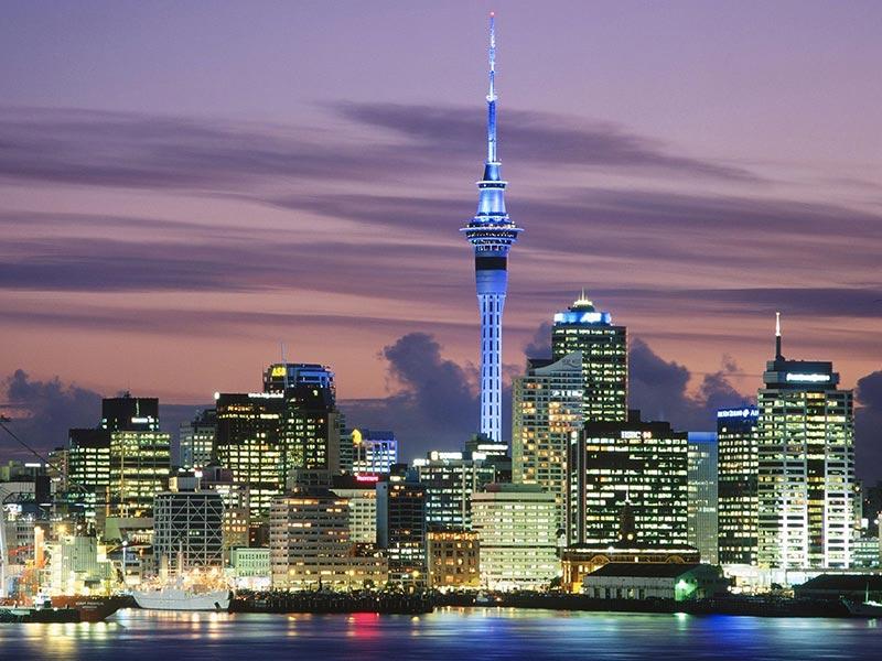 اوکلند، نیوزیلند