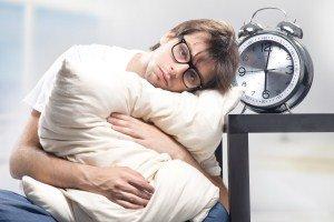 کمتر از 7 ساعت خوابیدن در طول شب خطرناک است!