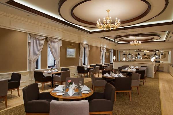 هتل دیوان سوئیت باتومی (Divan Suites Batumi)