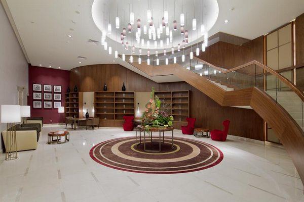 هتل هیلتون باتومی (Hilton Batumi)هتل هیلتون