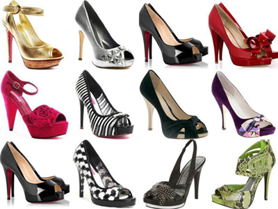نحوه ست کردن کفش رنگی با انواع لباس