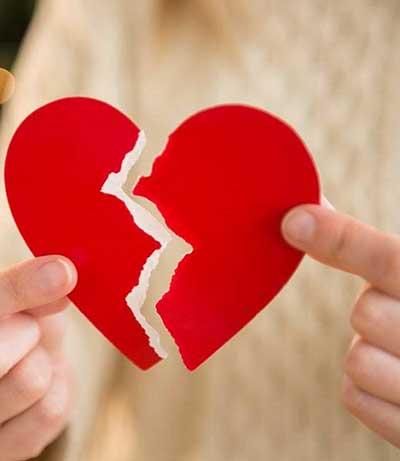 طلاق های عاطفی