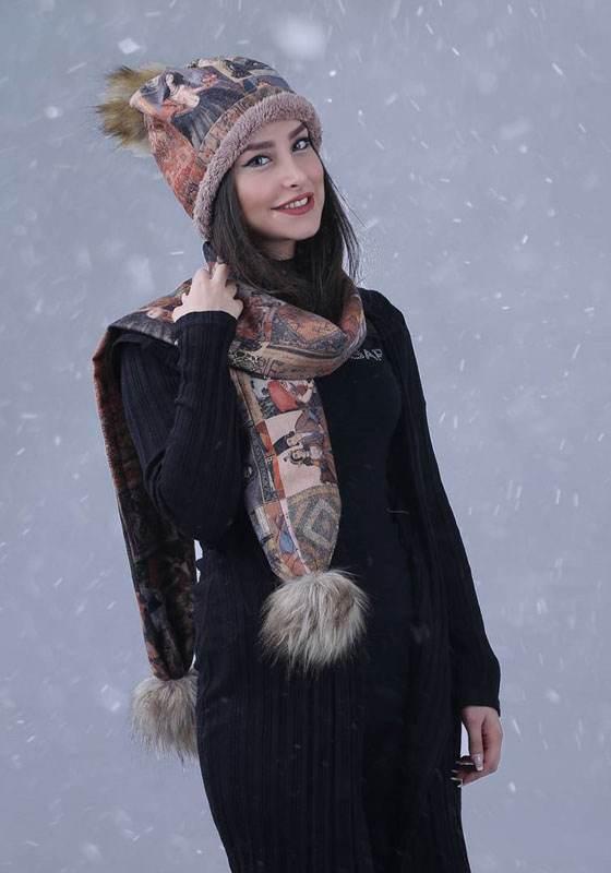 مدل لباس های شیک و مدل مانتو برند ایرانی GHEBLEH