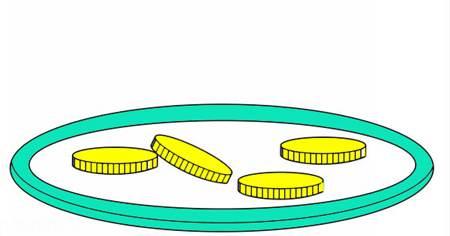 نقاشی سکه سفره هفت سین