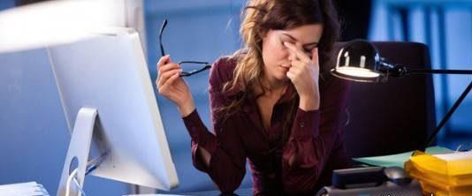 کاهش احتمال بارداری در خانم های شاغل به دلیل کار زیاد
