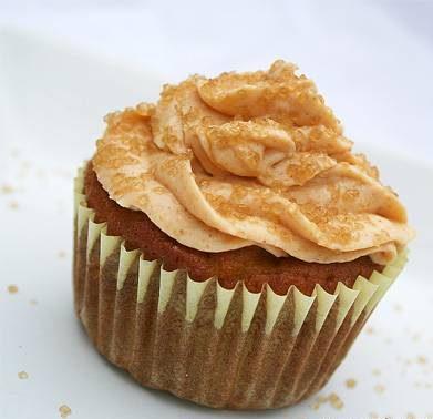 کاپ کیک خرمالو