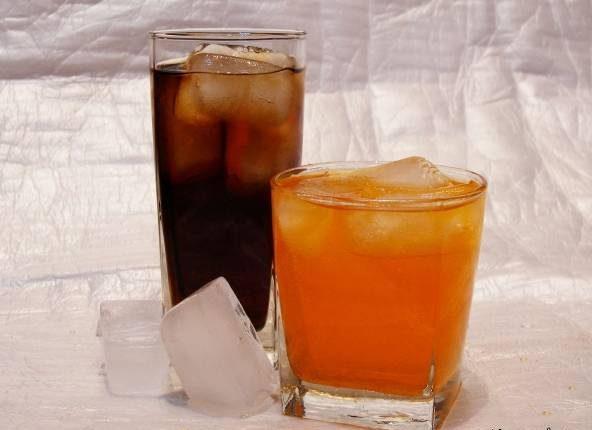 روش های ترک کردن نوشیدنی های گازدار و نوشابه