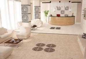 برای کف اتاق سرامیک مات بهتر است یا سرامیک براق؟