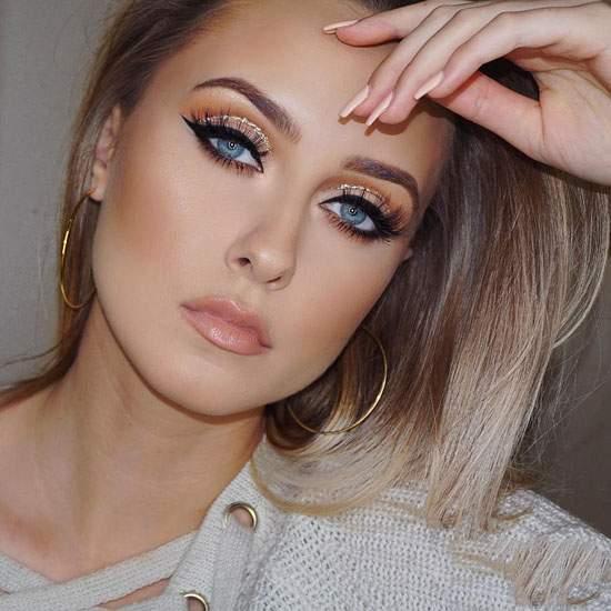 شیک ترین مدل های آرایش صورت ویژه عید نوروز