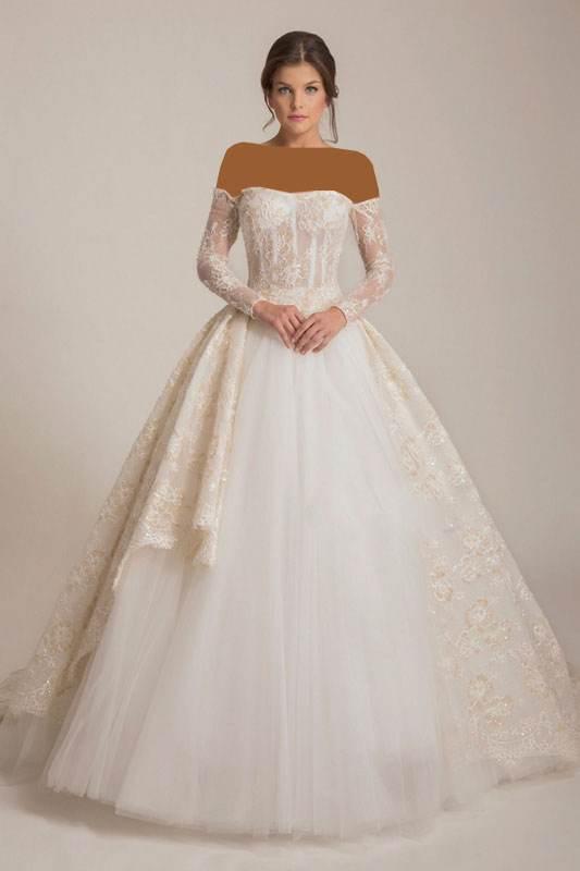 مدل لباس مجلسی جدید و شیک از Abed Mahfouz