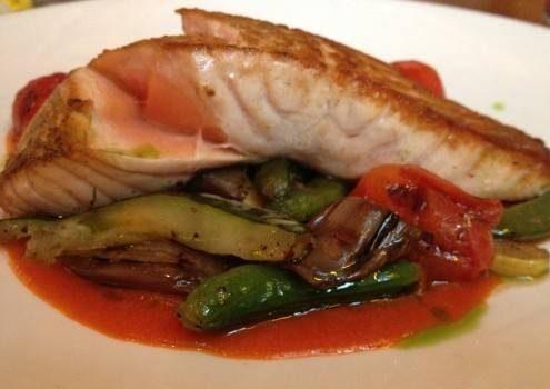 بورک ماهی سالمون