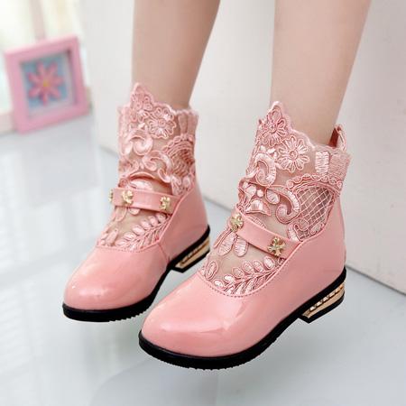مدل کفش مجلسی و اسپرت دختر بچه ها
