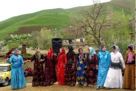 آداب و رسوم اقوام کرد در عید نوروز