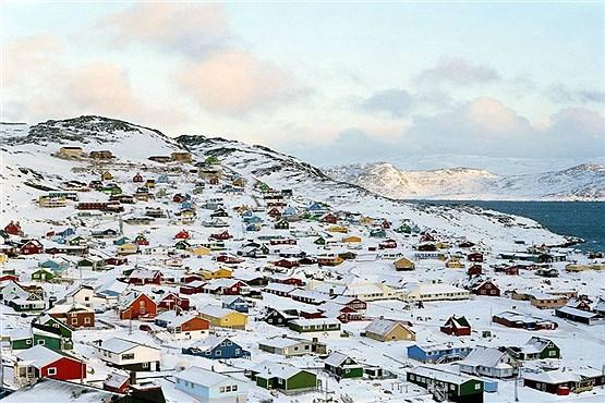 کاکورتوک ، در جنوب جزیره گرینلند ( گروئنلند).