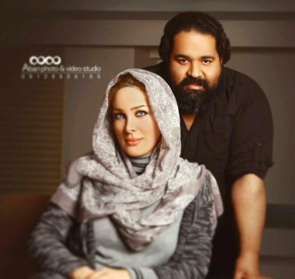 عکس دیدنی از رضا صادقی و همسرش در سالگرد ازدواجشان