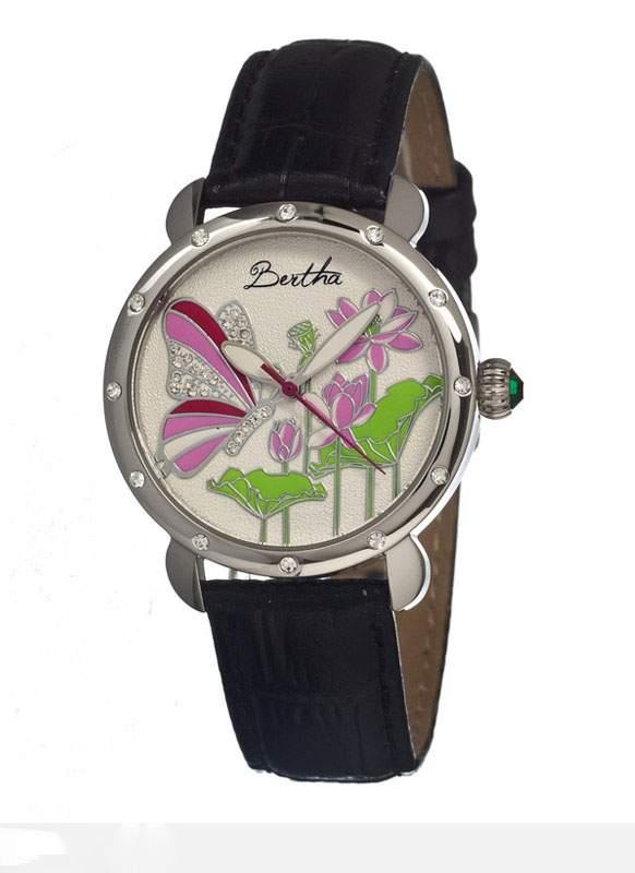 تصاویر شیک ترین مدل ساعت زنانه Bertha USA
