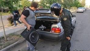 تعیین جریمه سنگین برای ایجاد آلودگی صوتی خودروها