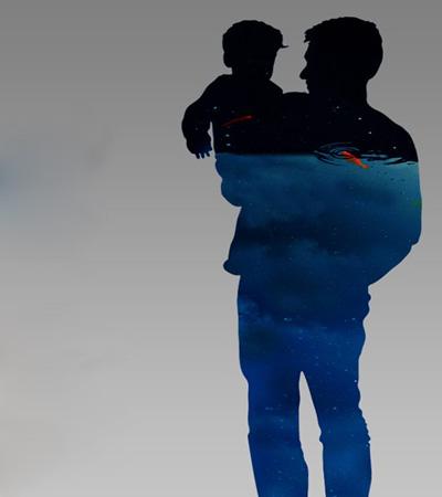 شهر در مورد پدر : ای پدر ای با دل من همنشین