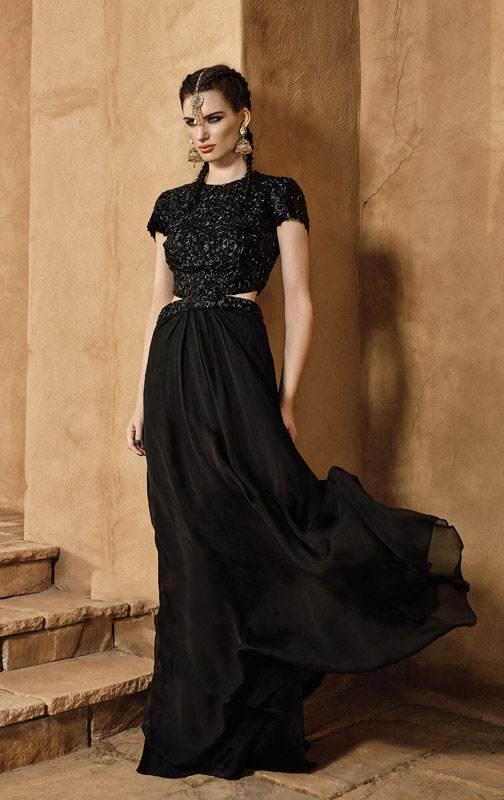 مدل لباس مجلسی خاص برند Jelena Bin Drai