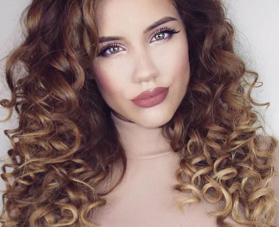 مدل های آرایش صورت میکاپ آرتیست Linda Stephanie