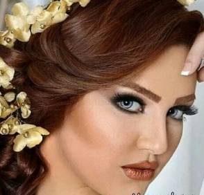 بهترین و جذاب ترین مدل آرایش برای موی بلوند و موی مشکی
