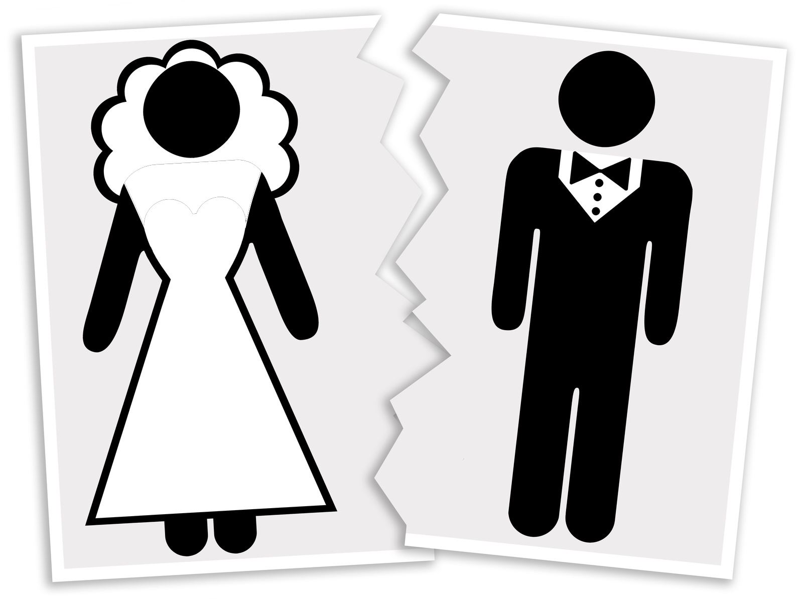 به کسی که جدا شده و طلاق گرفته این حرف ها را نزنید