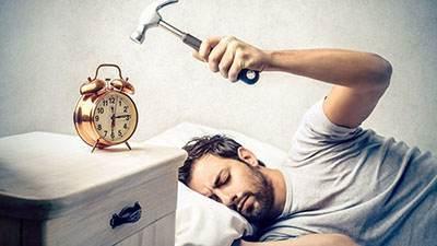 افرادی که نمی توانند صبح زود از خواب بیدار شوند بخوانند