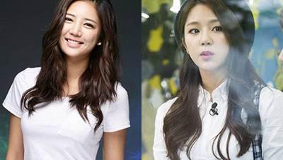 بازیگر زن زیبای کره ای