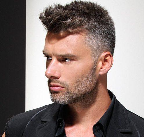 ژورنال مدل موی یک طرفه مردانه بسیار خاص و زیبا