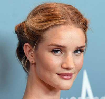 مدل موهای بازیگر زن زیبا و جذاب رزی آلیس هانتینگتون