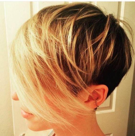 مدل موهای کوتاه زنانه