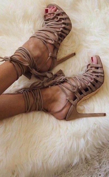 مدل های کفش پاشنه بلند زنانه 2018 جدید