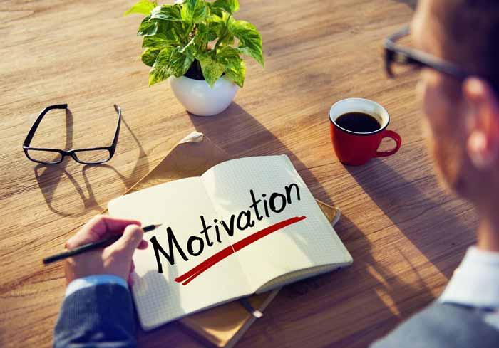 افزایش انگیزه و موفقیت در اهداف و کار با این تفکرات مثبت