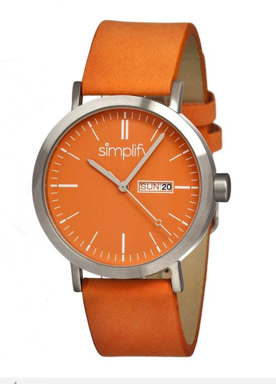 مدل های ساعت مچی برند Simplify 2017