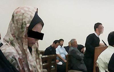 این زن جوان جلوی چشم شوهرش توسط دو مرد به او تجاوز شد+عکس