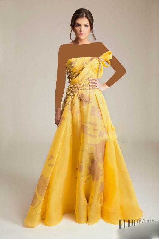 مدل لباس مجلسی با طرح های متنوع از Abed Mahfouz