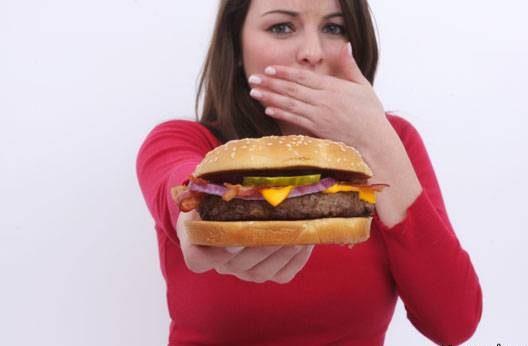 چاق شدن با عادت های بد