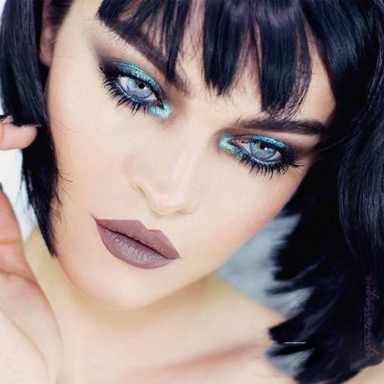 زیباترین مدل های آرایش میکاپ و آرایش فانتزی REGINA