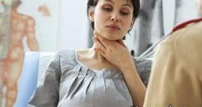 گلو درد دوران بارداری
