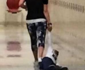 کار زشت و بيرحمانه اي که يك معلم زن با شاگردش کرد! + عکس