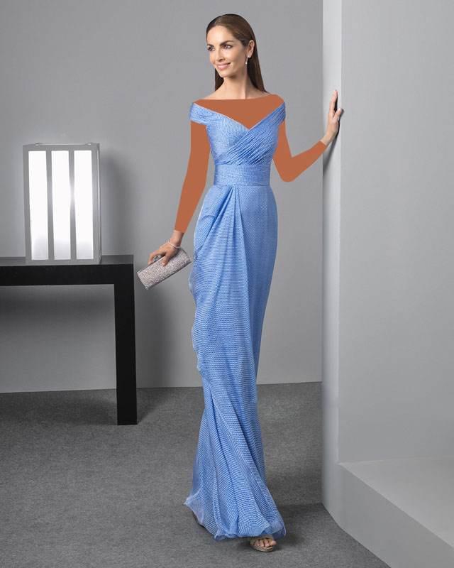 مدل لباس های مجلسی زیبای برند رز کلارا Rosa Clara