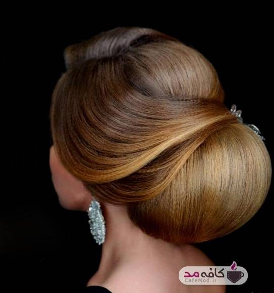 جذاب ترین مدل های شینیون برای خانم ها
