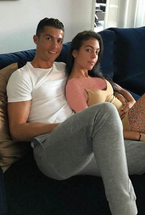 دوست دختر کریستیانو رونالدو