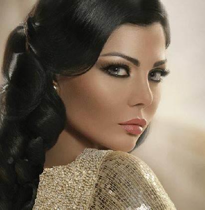 هیفاء وهبی زیباترین زن عرب دنیا شده است