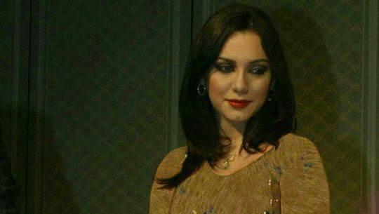 سلاف فواجری بازیگر زن سوری