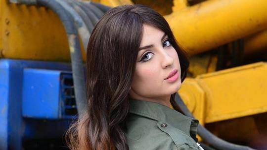 زیباترین دختران عرب