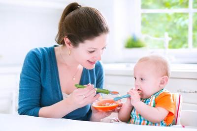 نکاتی در مورد بی اشتهایی و غذا نخوردن کودک