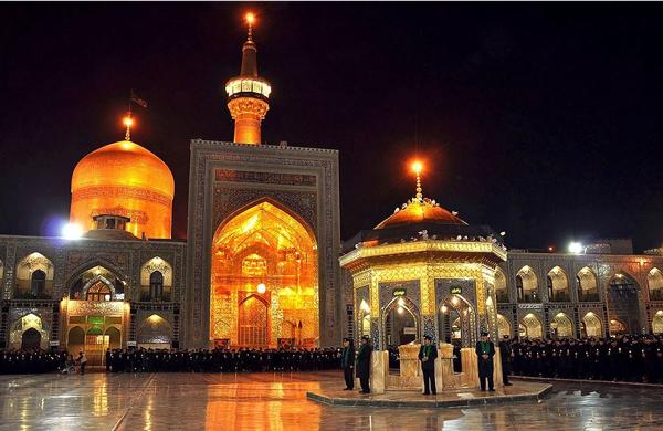 اقامت در برترین هتل های مشهد، شهر امام رضا (ع)