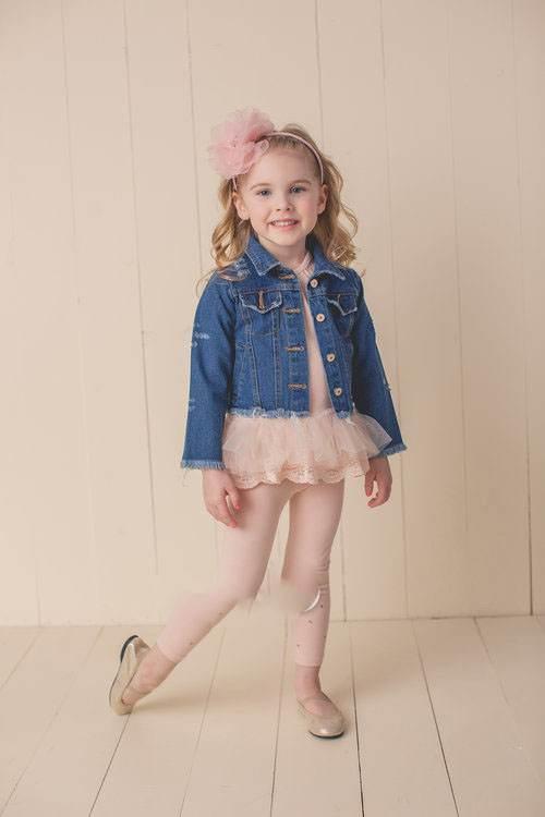 دل لباس دخترانه از برند Maelirose جدید و زیبا